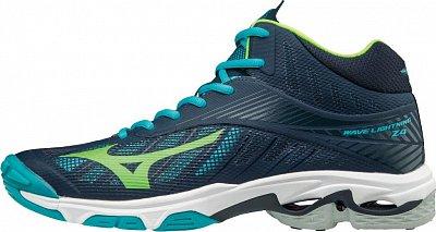 14127c5f52d Unisexová volejbalová obuv Mizuno Wave Lightning Z4 Mid