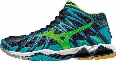 Unisexová volejbalová obuv Mizuno Wave Tornado X2 Mid