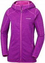 Columbia Sapphire Trail Hooded Fleece Jacket