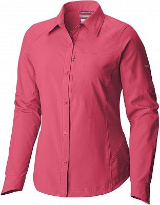 19beb745168d Columbia Silver Ridge Long Sleeve Shirt - dámske tričko
