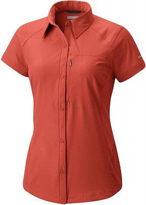 220bca65e5d2 Columbia Silver Ridge Short Sleeve Shirt - dámske tričko