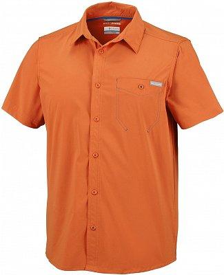 Pánská košile Columbia Triple Canyon Solid Short Sleeve Shirt