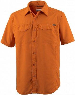 Pánská košile Columbia Silver Ridge Short Sleeve Shirt