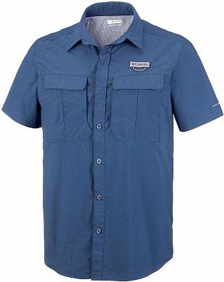 Pánska košeľa Columbia Cascades Explorer Short Sleeve Shirt