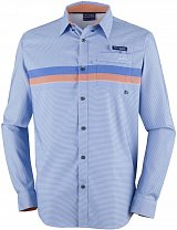Columbia Super Harborside Men's Woven LS Shirt