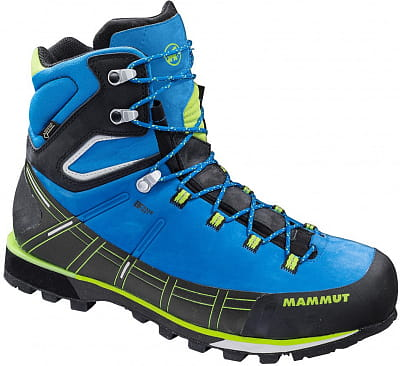 Outdoor topánky Mammut Kento High GTX Men 50055 imperial-sprout