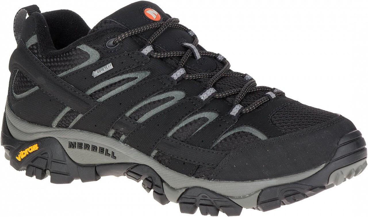 Merrell Moab 2 GTX - pánské outdoorové boty  9100f444f1