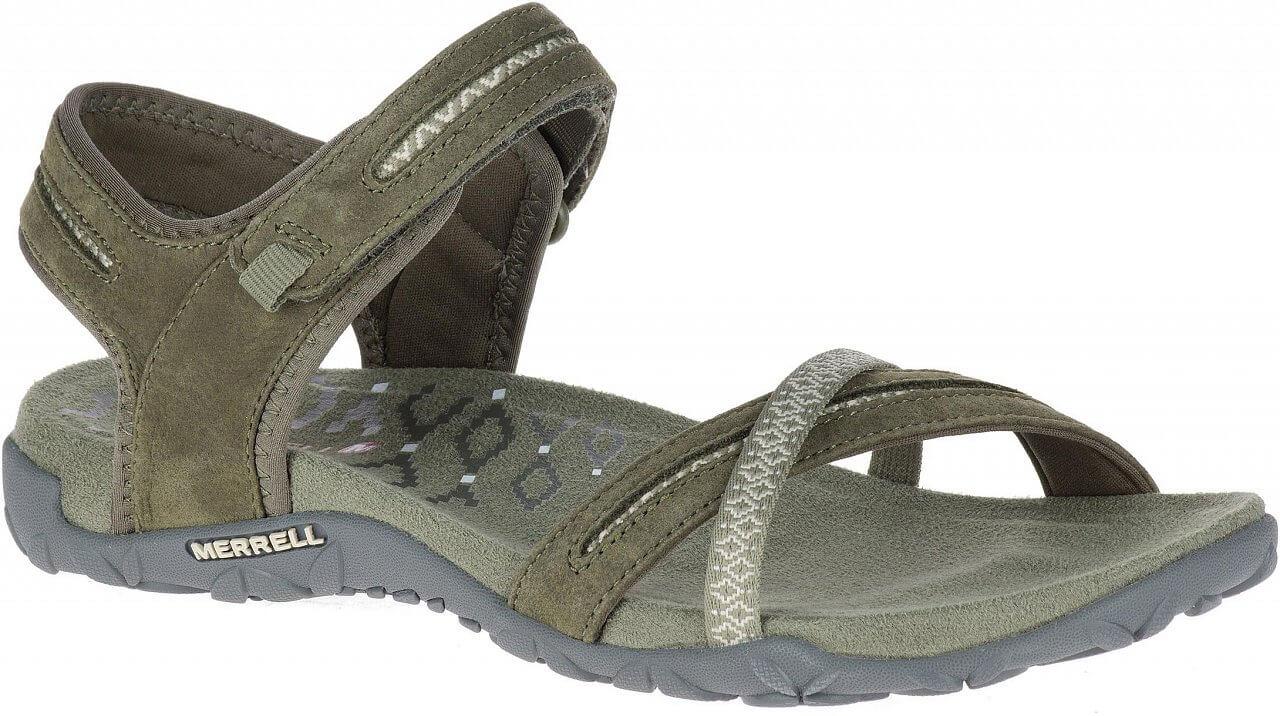 Dámská vycházková obuv Merrell Terran Cross II