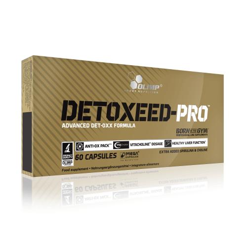 Vitamíny a minerály Olimp Detoxeed-Pro, 60 kapslí