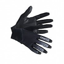 826c2c74268 Craft Rukavice Running HYBRID prstové rukavice s překrytím černá ...