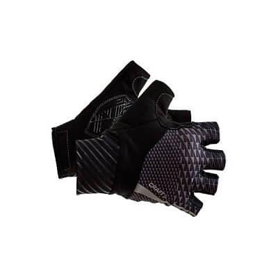 Rukavice Craft Cyklorukavice Rouleur černá