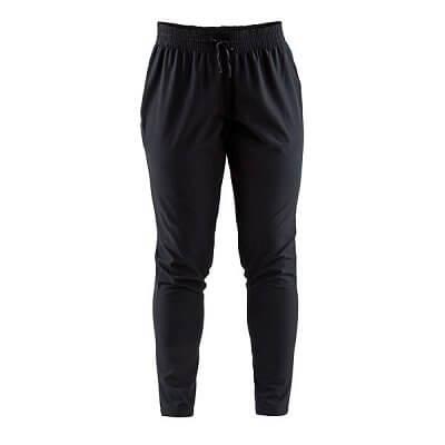 Kalhoty Craft W Kalhoty Eaze Track černá
