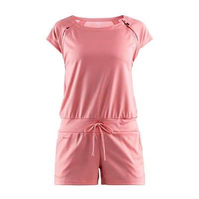 Sukne a šaty Craft W Overal  Pep růžová
