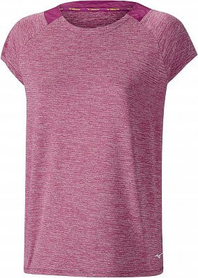 Dámské běžecké tričko Mizuno Lyra Tee