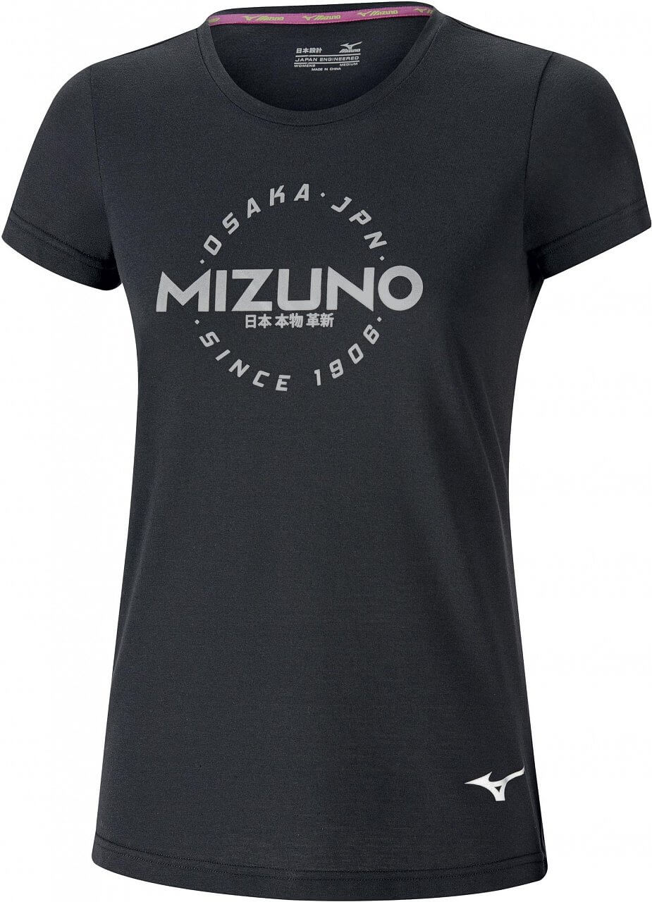 Dámské sportovní tričko Mizuno Heritage Hinomaru Tee