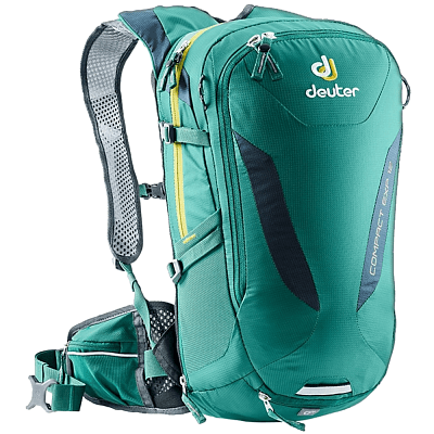 Tašky a batohy Deuter Compact EXP 12 (3200215) alpinegreen-midnight