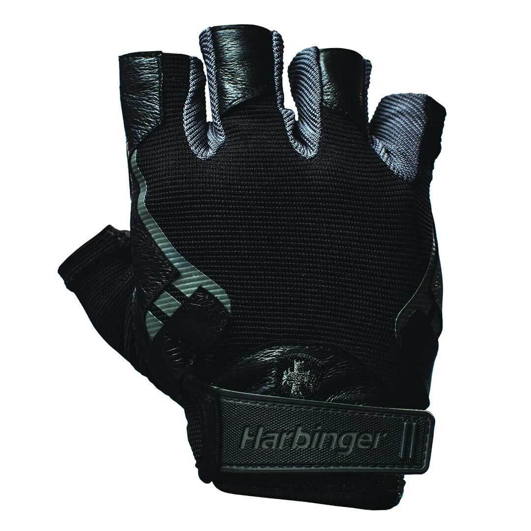 fitness rukavice Harbinger Fitness rukavice PRO, Black, 1143