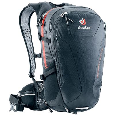 Tašky a batohy Deuter Compact EXP 16 (3200315) black