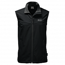 d8f1464737 Jack Wolfskin Activate Vest Men black 6000