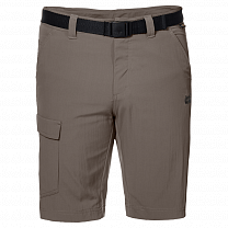 Jack Wolfskin Hoggar Shorts siltstone 5116