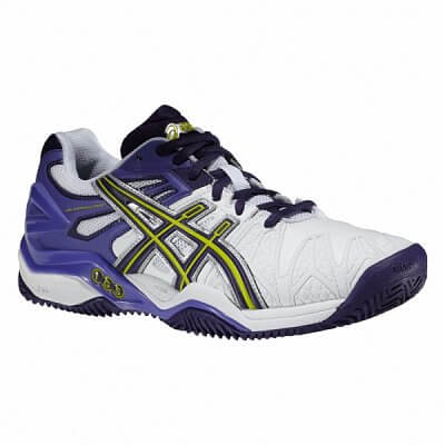 Dámská tenisová obuv Asics Gel Resolution 5 Clay