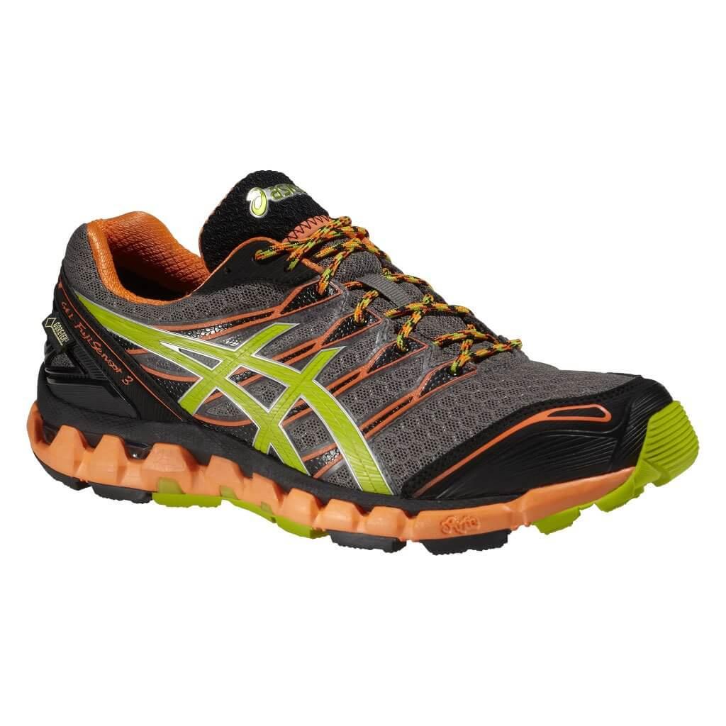 Pánské běžecké boty Asics Gel Fujisensor 3 GTX