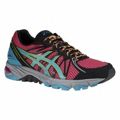 Dámské běžecké boty Asics Gel Fujitrabuco 3