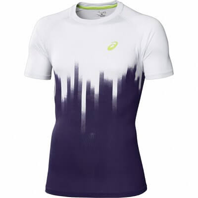 Trička Asics MS Court Graphic Top
