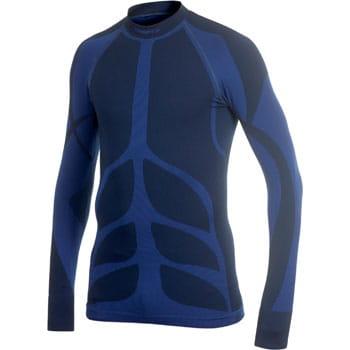Trička Craft Triko Warm Crewneck modrá