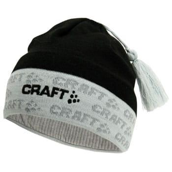 Čepice Craft Čepice Logo černá