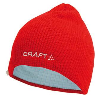 Čepice Craft Čepice Chill červená