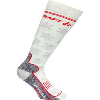 Ponožky Craft Podkolenky WARM SPECIFIC světle zelená