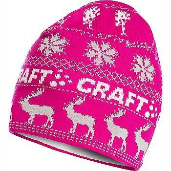 Čepice Craft Čepice Inge růžová