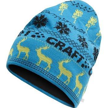 Čepice Craft Čepice Inge modrá