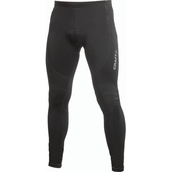 Kalhoty Craft Cyklokaloty AB Thermal černá