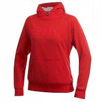 Craft W Mikina Flex Hood červená