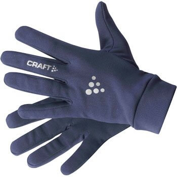 Rukavice Craft Rukavice THERMAL RUNNING tmavě modrá