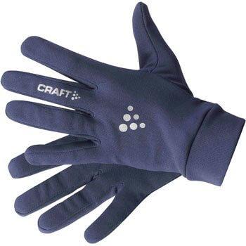 Craft Rukavice THERMAL RUNNING tmavě modrá