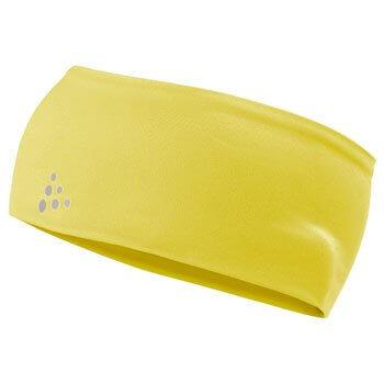 Čepice Craft Čelenka Cool žlutá