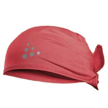 Čepice Craft Šátek Cool růžová