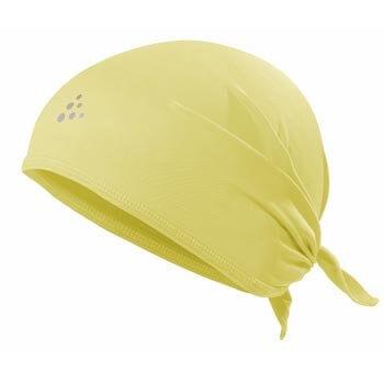 Čepice Craft Šátek Cool žlutá