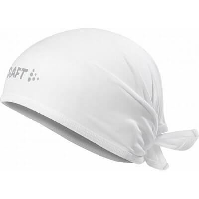 Čepice Craft Šátek Cool bílá