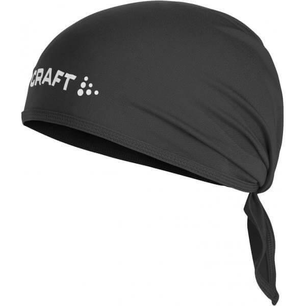 Čepice Craft Šátek Cool černá