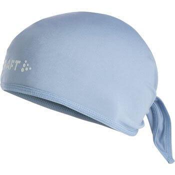 Čepice Craft Šátek Cool světle modrá