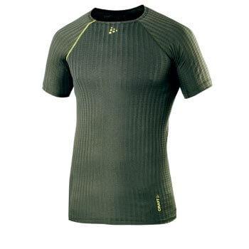 Trička Craft Triko Extreme Shortsleeve zelená
