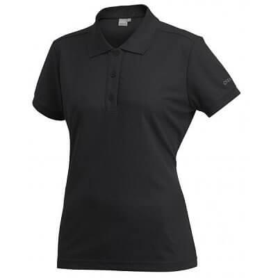 Trička Craft W Triko Classic Polo Pique černá