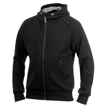 Mikiny Craft Mikina Flex Hood Zip černá