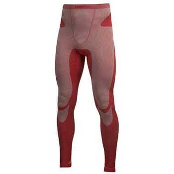 Spodní prádlo Craft Spodky Warm červená