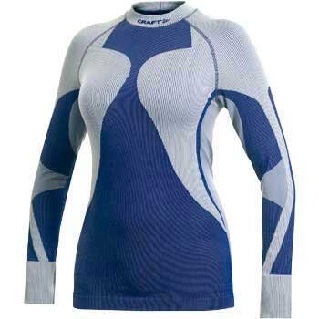 Trička Craft W Triko Warm tmavě modrá