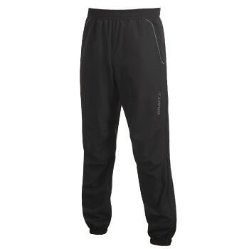 Kalhoty Craft W Kalhoty AXC Touring Stretch černá